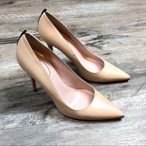 SJP | Nude Heels